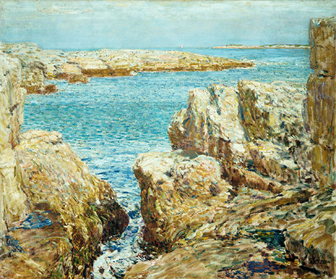 Coast Scene, Isles of Shoals
