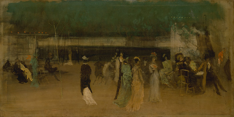 James McNeill Whistler (1834–1903) | Essay | Heilbrunn Timeline of