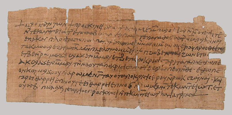Papyrus in Ancient Egypt | Essay | Heilbrunn Timeline of Art History ...