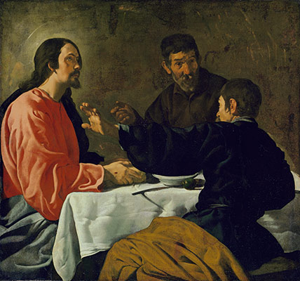 caravaggio michelangelo merisi and his followers  the supper at emmaus