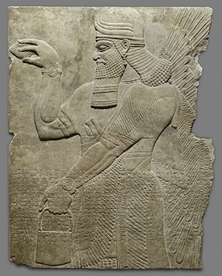 the assyrian sculpture court essay heilbrunn timeline of art