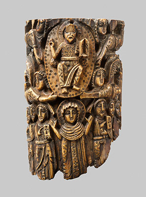Tusk Fragment with the Ascension