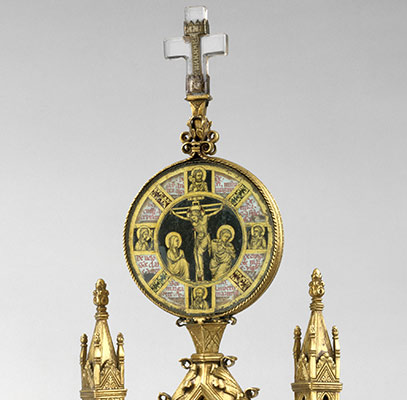 Reliquary of Mary Magdalene