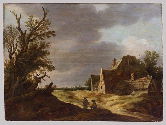 Landscape Painting in the Netherlands | Essay | Heilbrunn