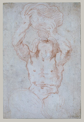 gian lorenzo bernini essay heilbrunn timeline of  study for a triton recto anatomical studies verso