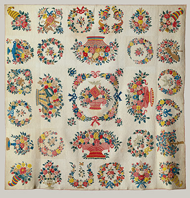 American Quilts And Coverlets Essay Heilbrunn Timeline