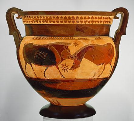 Greek Art In The Archaic Period Essay The Metropolitan Museum Of