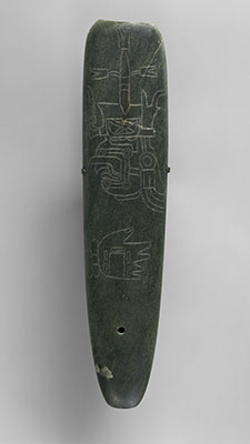 Celt with Incised Profile