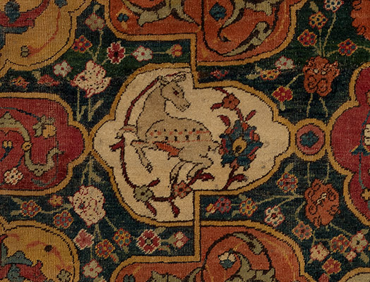 The Seley Carpet Work Of Art Heilbrunn Timeline Of Art