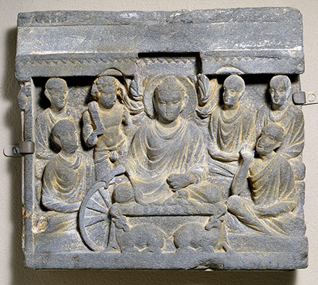 Buddhas First Sermon at Sarnath