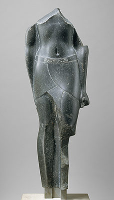 Torso of a Ptolemaic King