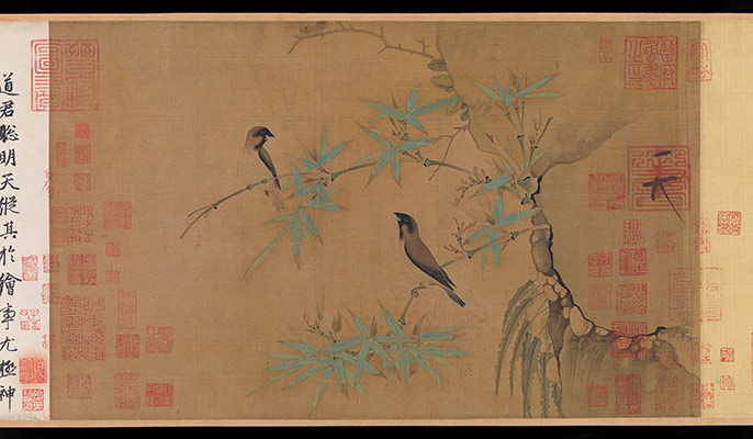 northern song dynasty essay heilbrunn timeline of  finches and bamboo