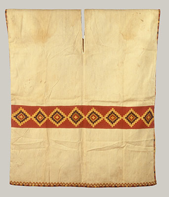 Tunic with Diamond Band