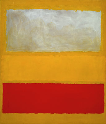 abstract expressionism essay heilbrunn timeline of art history  no 13 white red on yellow