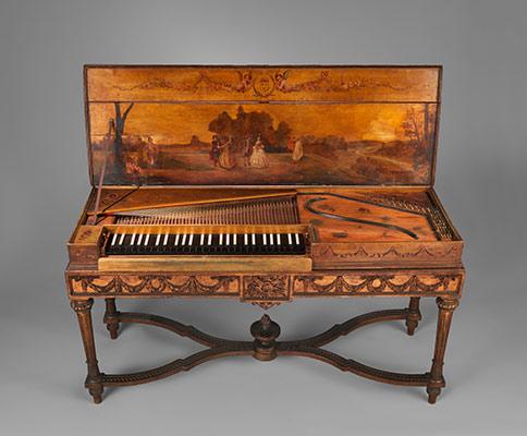 The Piano The Pianofortes Of Bartolomeo Cristofori 1655
