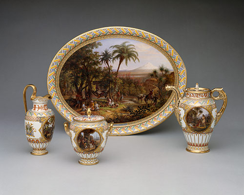 S 232 Vres Porcelain In The Nineteenth Century Essay
