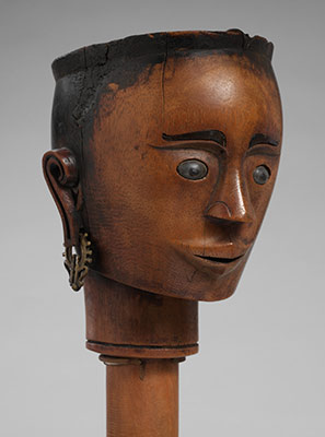 Puppet head (si galegale)