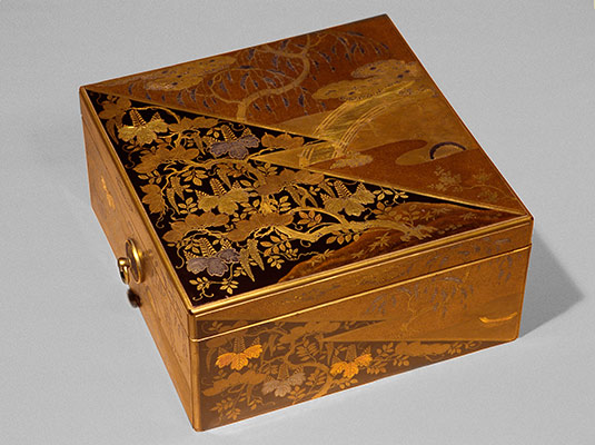 Stationery Box in Kōdaiji style