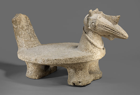 Ritual Seat for a Noble (Osa osa)