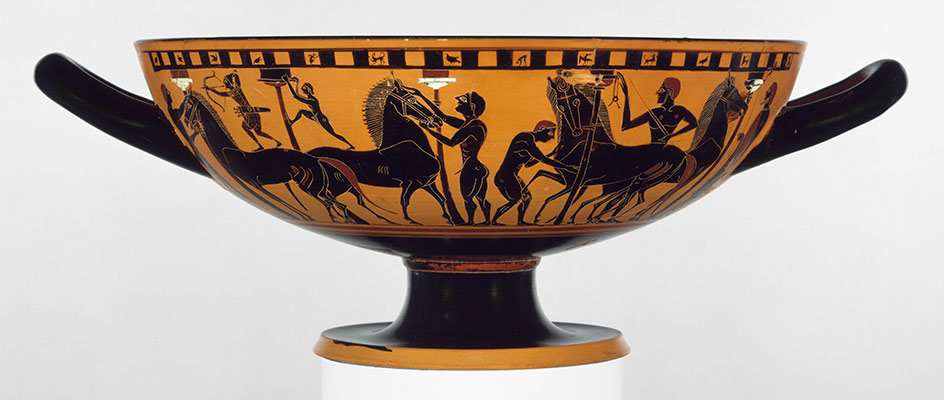 Greek Art In The Archaic Period Essay Heilbrunn