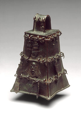 Altar Bell: Portuguese Face