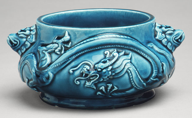 Bleu de Deck bowl & French Art Pottery | Essay | Heilbrunn Timeline of Art History | The ...