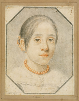 Portrait of the Artists Daughter Agata Dolci