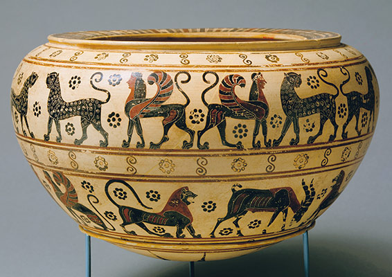Greek Art In The Archaic Period Essay The Metropolitan Museum Of