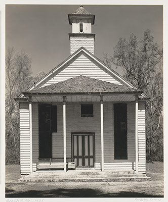 [Rural Church, Beaufort, South Carolina]