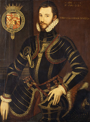 Walter Devereux (1539-1576), First Earl of Essex