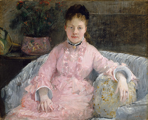 women artists in nineteenth century essay heilbrunn the pink dress albertie marguerite carratildecopy later madame ferdinand henri himmes