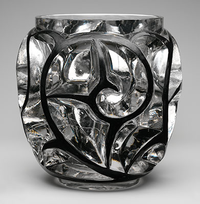 Tourbillons (Whirlwinds) vase