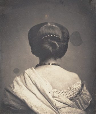 Woman Seen from the Back
