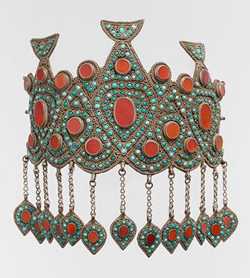 Turkmen Jewelry | Essay | Heilbrunn Timeline of Art History