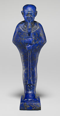 Cult image of the god Ptah