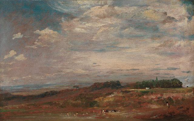 John Constable 1776 1837 Essay Heilbrunn Timeline Of