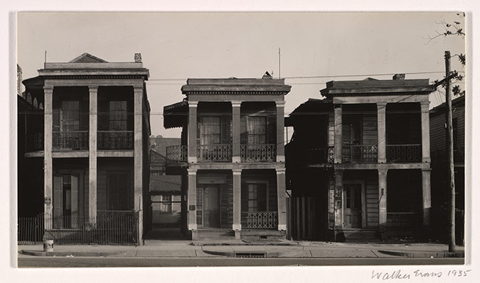 New Orleans Houses