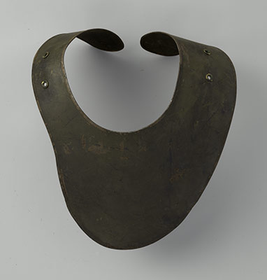 Defense for the Neck and Shoulders (Necklet or Gorget)