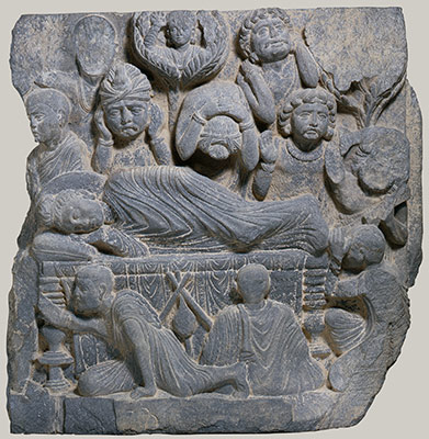 The Death of the Buddha