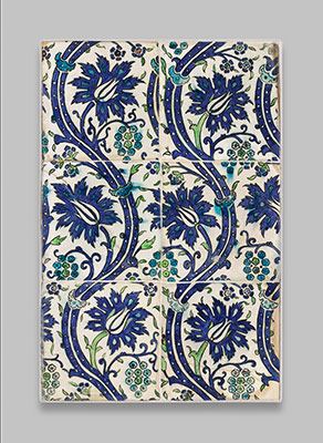 the greater ott empire essay heilbrunn timeline  tile panel wavy vine design