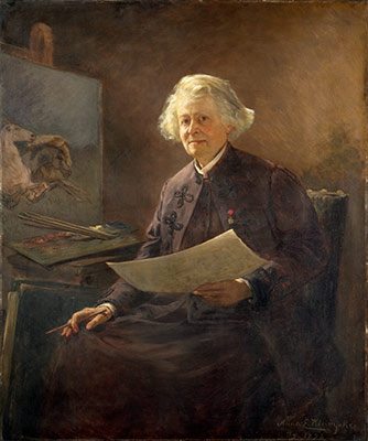 women artists in nineteenth century essay heilbrunn rosa bonheur