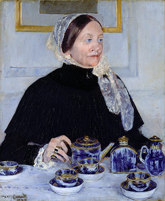 american impressionism essay heilbrunn timeline of art history lady at the tea table