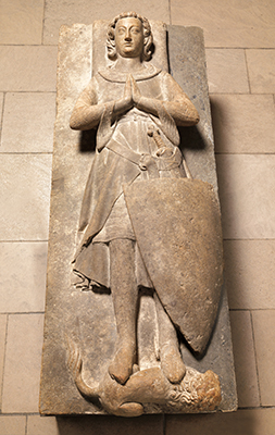 Tomb Effigy of Jean dAlluye