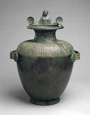 Greek Hydriai Water Jars And Their Artistic Decoration Essay