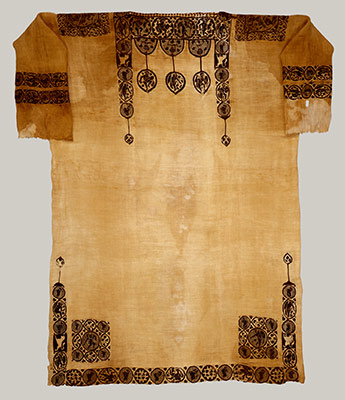 Tunic with Dionysian Ornament