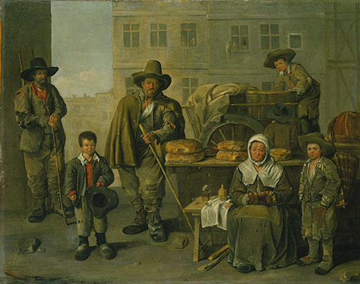 The Bakers Cart