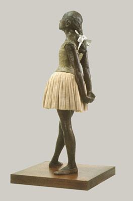 The Little Fourteen Year Old Dancer | Edgar Degas | 29.100