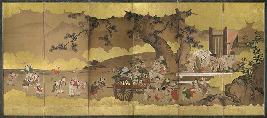 9d9249cc51 Japanese Weddings in the Edo Period (1615–1868)