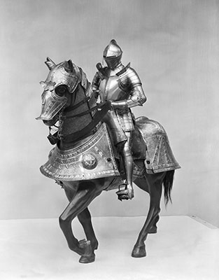Armors for Man and Horse