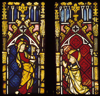 Stained Glass in Medieval Europe | Essay | Heilbrunn Timeline of ...
